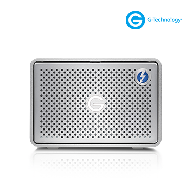G-RAID Removable Thunderbolt 3 24TB