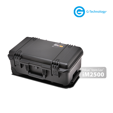 Shuttle XL Case Peli IM2500 Foam
