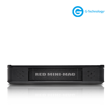 ev Series Reader RED Edition Enclosure