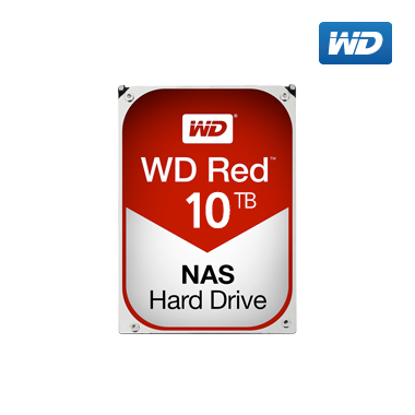 WD Red HDD 10TB